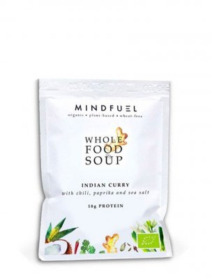Mindfuel indian curry ekologisk soppa soup