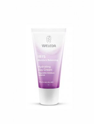 Iris Hydrating day cream Weleda