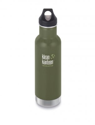 Klean Kanteen classic insulated 592 ml fresh pine