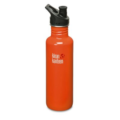 Klean kanteen 800ml Orange flame