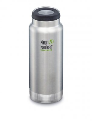 Klean Kanteen TKWide 946 ml insulated isolerad termos flaska