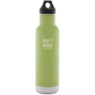 Klean kanteen 592 ml isolerad flaska babmu leaf
