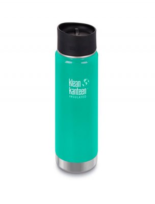 Klean kanteen 592 ml wide isolerad rostfri termos sea crest