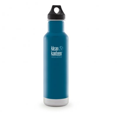 Klean kanteen 592 ml isolerad flaska winter lake