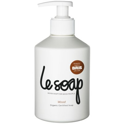 Le Soap wood 300ml