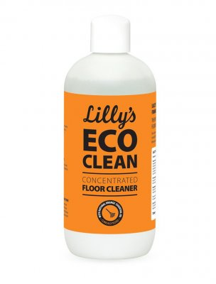 Lilly's eco clean golvrengöring