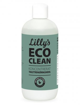 Lilly's Eco Clean toalettrengöring