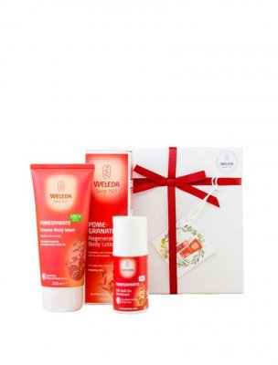 Presentkit, Pomegranate Luxury Box - Weleda