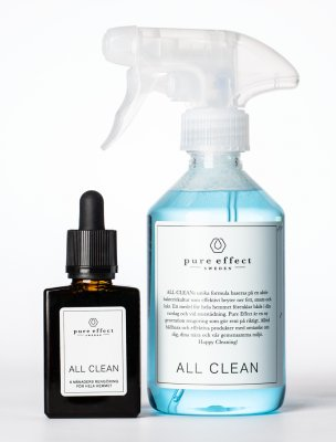 Pure Effect All Clean Start kit
