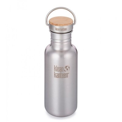 Klean kanteen 532 ml reflect bambukork