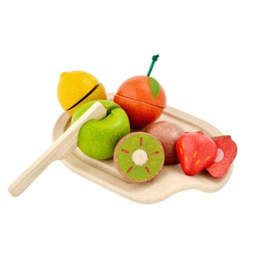 Plantoys set med frukt