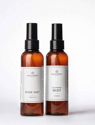 Pure effect clothing mist