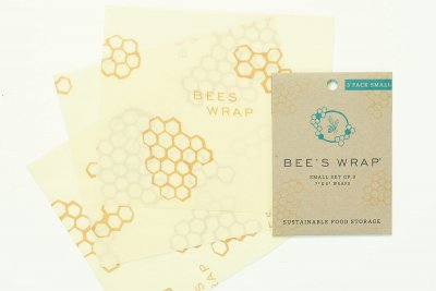 Bee's Wrap naturlig folie 3st small