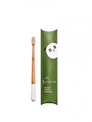 Truthbrush tandborste i bambu för barn e6660e68c3b59