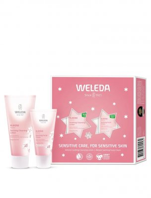 Weleda presentkit sensitive care